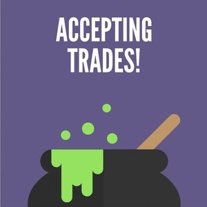 Trading welcomed!!!